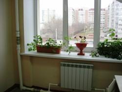 Окна и отопление